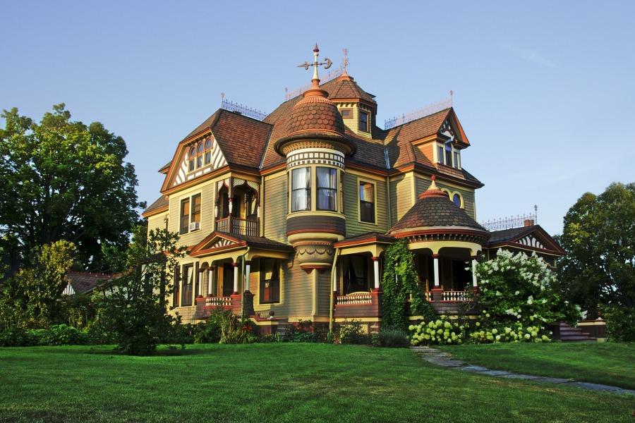 victorian-house-712230_1920