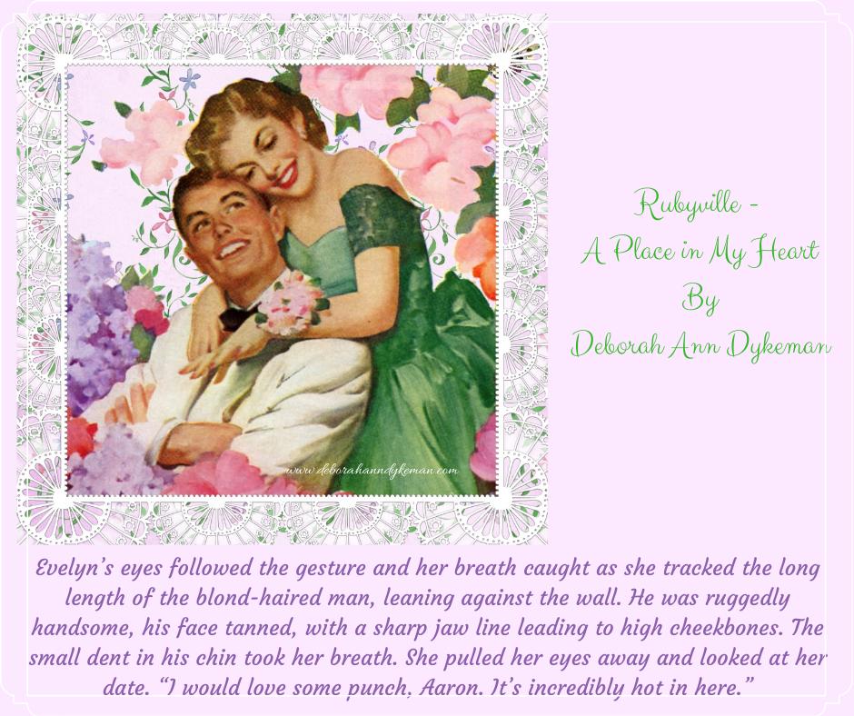 Rubyville Book #4 - Prom